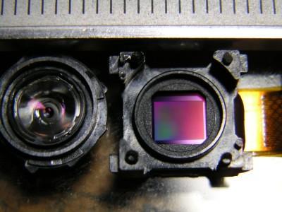 130万画素 CMOSカメラ